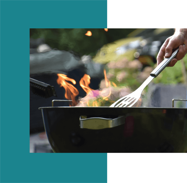 private barbecue resort in hyderabad